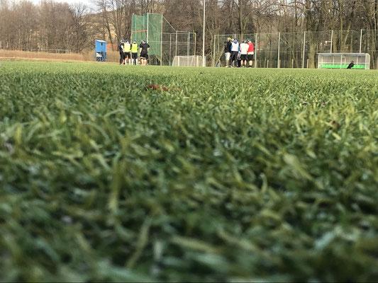 American Football Trainingscamp
