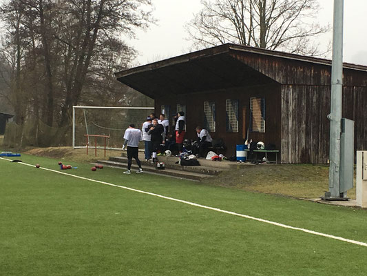 American Football Trainingslager