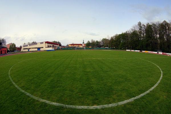 American Football Trainingslager Saisonvorbereitung Field