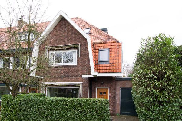Aanbouw woning Rotterdam