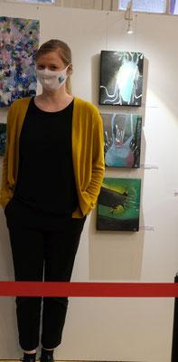 Ausstellung |  Preisverleihung des oberbayerischen Kunstförderpreises SeelenART 2020 im kleinen Theater Haar  | Foto: Martin Göllner
