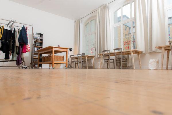 Großer Raum ca. 80 qm