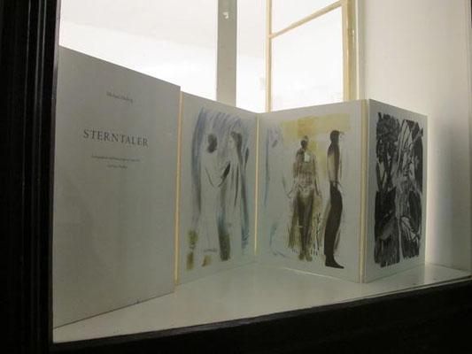 Sterntaler, Präsentation bei Artist Book, Artunited, 1090 Wien, 2014