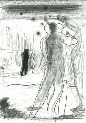 Mein Tod, 2007, 42x29,7cm