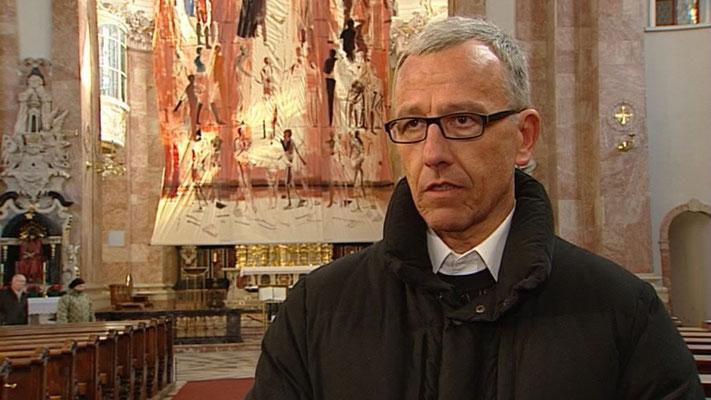Dr. Florian Huber, Domprobst