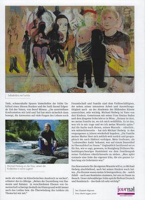 Journal. Osttiroler Monatsmagazin. Nr. 6, August 2017, Seite 21