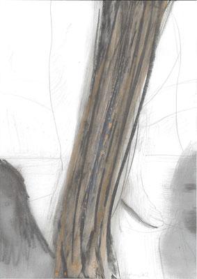 03, Zeichnung, 2012, 42x29,7cm