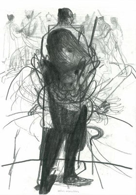 Zehn Minuten, 2007, 42x29,7cm