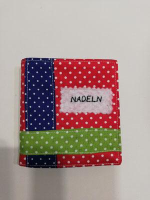 Nadelbuch für Nähmaschinennadeln