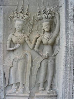Apsara, Kambodscha | Foto: Klaus Kufeld