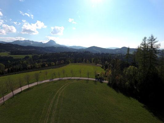 Luftaufnahme Forsthof Eder