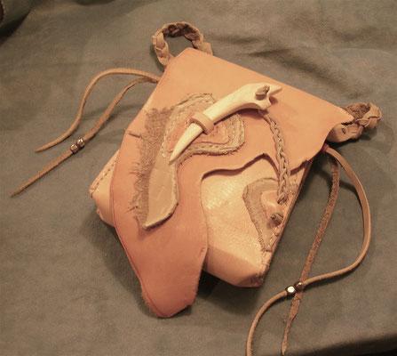 Saddle Medicine Bag