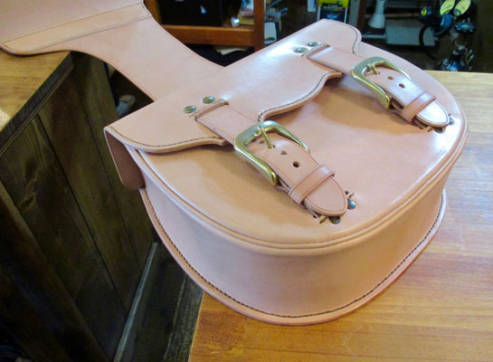 SADDLE BAG (for HORSE)