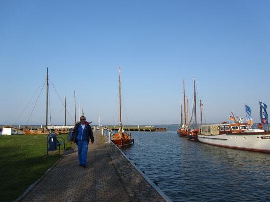 Hafen von Dierhagen