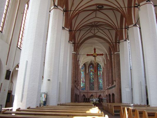 Kirche in Stettin