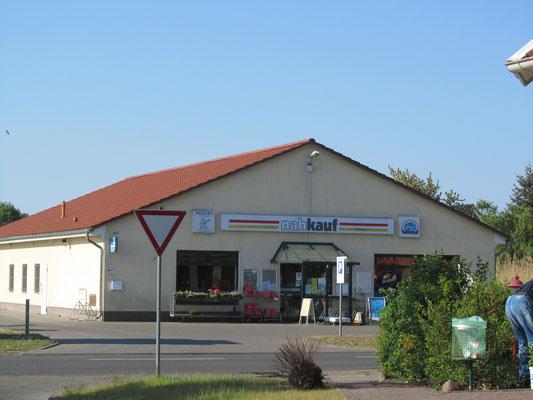 Einkaufen in Mönkebude