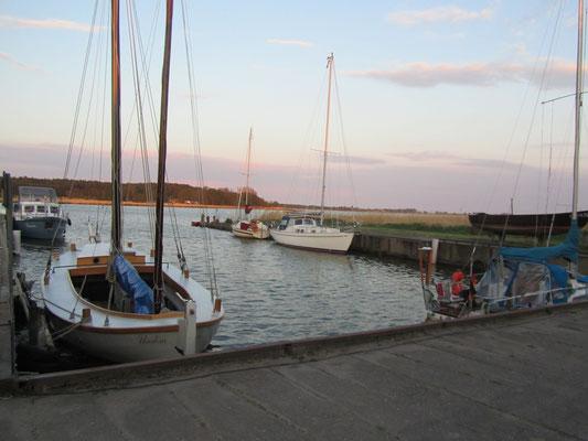 Hafen Usedom