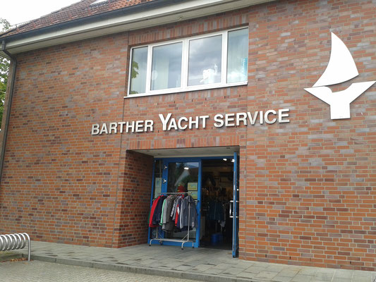 Yachthafen Barth
