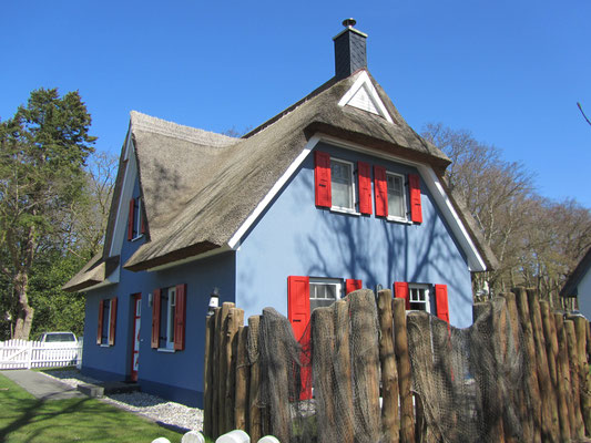 Haus in Born a. Darß