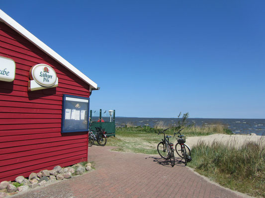 Hafen Mönkebude