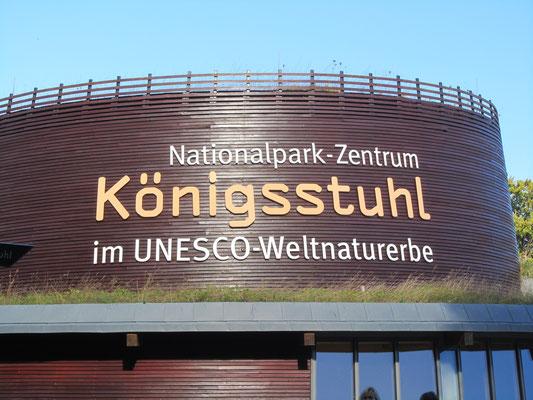 Königsstuhl Unesco Weltnaturerbe