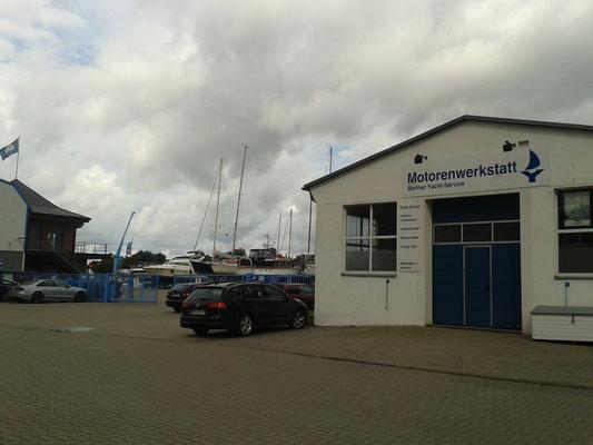 Hafen Barther Yachtservice