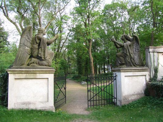 Schlosspark Brandenburg-Plaue