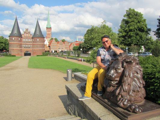 Holsten Tor Lübeck