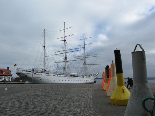 Gorch Fock Stralsund