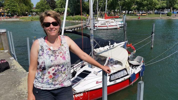 In Uhldingen am Bodensee