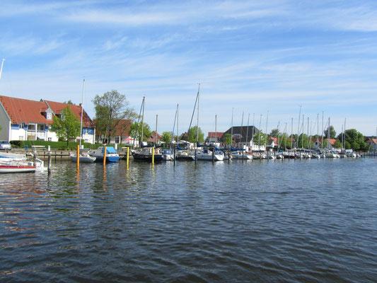 Hafen Wieck bei Greifswald