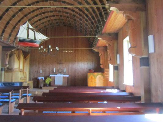 Fischerkirche Born