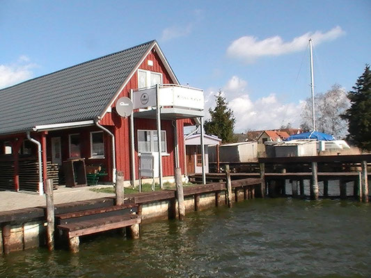 Hafen Kloss in Zingst
