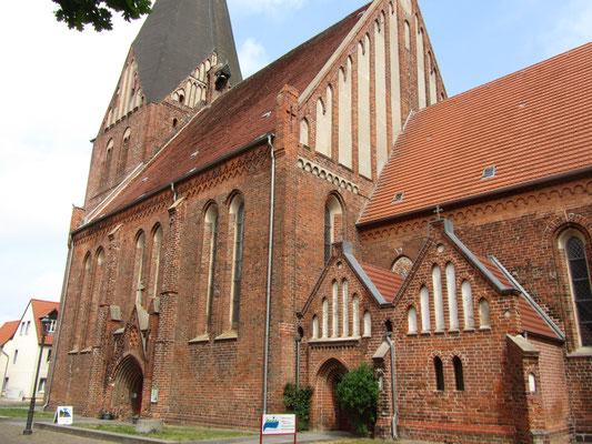 Kirche Röbel an der Müritz