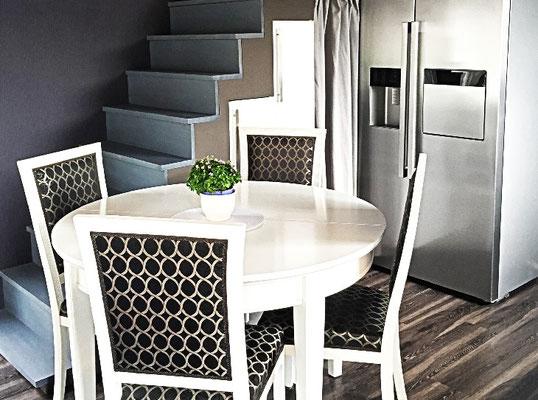 wohnboot manufaktur hausboot mieten und kaufen. Black Bedroom Furniture Sets. Home Design Ideas