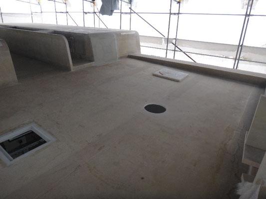 Überblick Dachterrasse