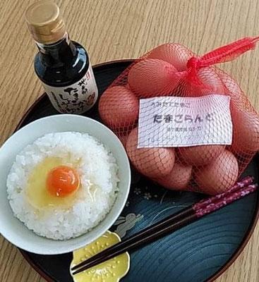 たまごらんど-卵かけご飯