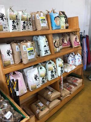 JAきみつ味楽囲おびつ店-お米
