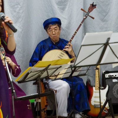 グエン・タック&ホンベト, アコースティックライヴ@Kitamoto ゲスト・ミュージシャン
