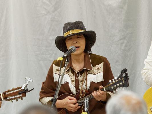 アコースティックライヴ@Kitamoto ゲスト カントリーバンド THE DAX