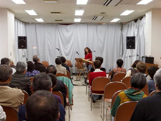アコースティックライヴ@Kitamoto ゲスト ハンマーダルシマー奏者 青木ようこ