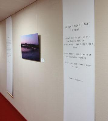 Ausstellung Krönchen Center Siegen, Sabine Birkwald