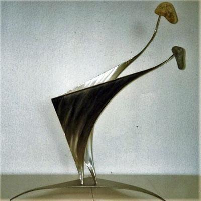Objekt von Wolfram Gaffron, Mitglied im Kunstkreis Siegerland