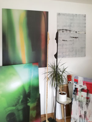 Udo Makulla Malerei, Fotografier