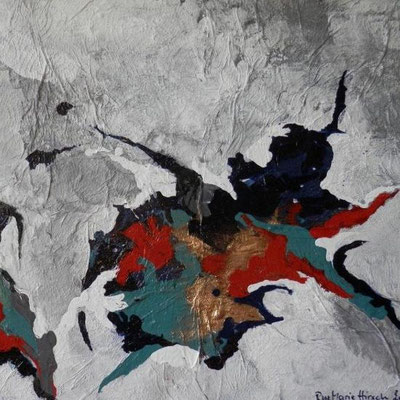 Bild von RoseMarie Hirsch, Mitglied im Kunstkreis Siegerland