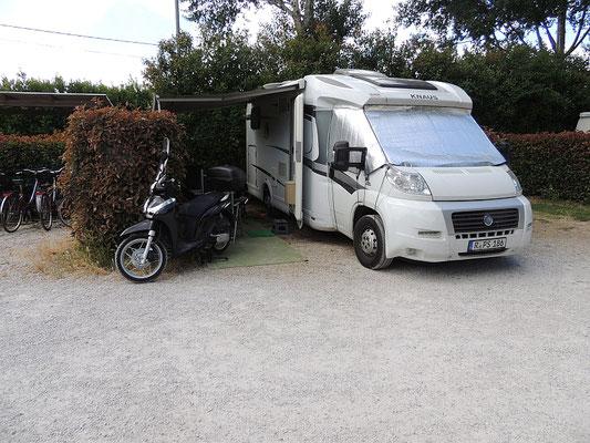 Campingplatz Il Serchio in Lucca