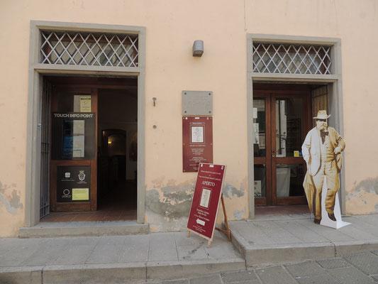 Museum des Dichters Carducci