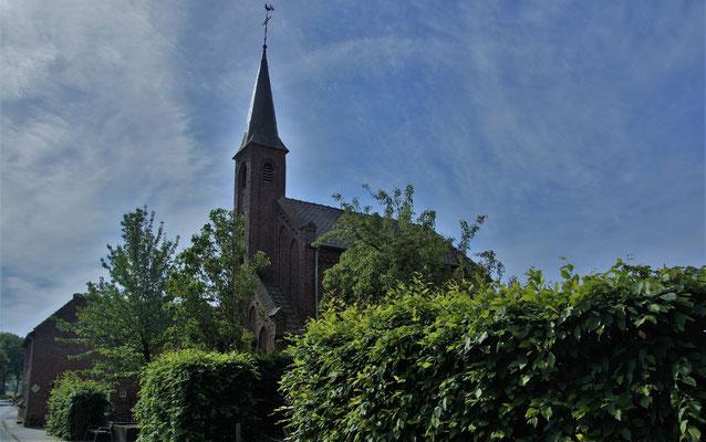 Das Kirchlein von Kleinwehrhagen