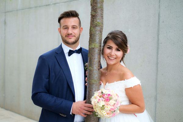 Brautpaarshooting in Heilbronn