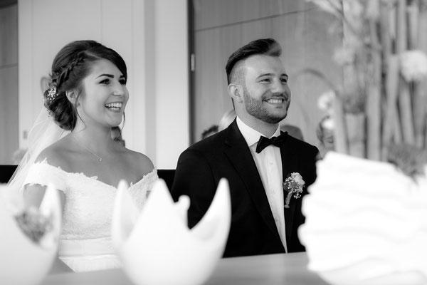 Brautpaar Trausaal Standesamt Heilbronn-Leingarten